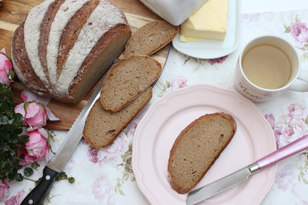 5-Minuten-Brot Rezept | Artisan Bread in Five Minutes a Day