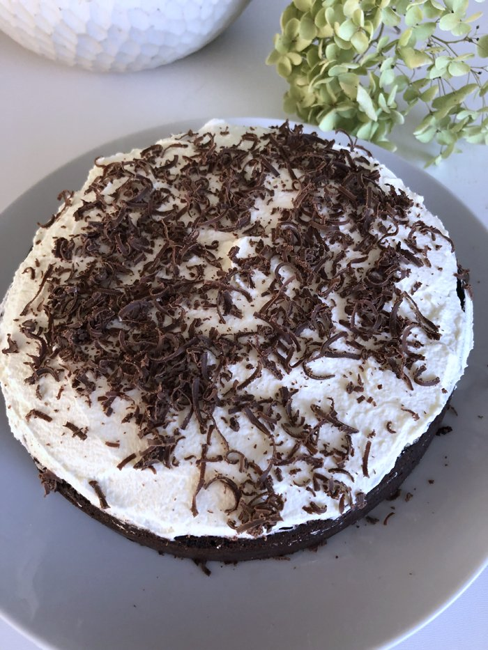 Misssissippi Mud Pie - Low Carb Rezept